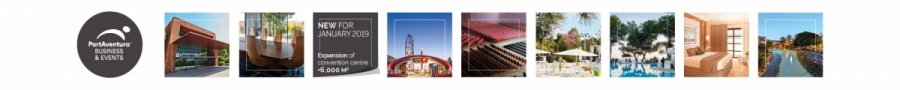 Centro de Convenciones y Eventos Portaventura Business & Events