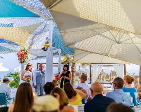 wedding bono beach marbella