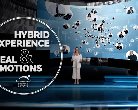 Hybrid Experiences PortAventura Business & Events