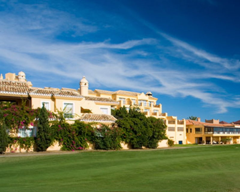 Golf And Spa Hotel With Event And Incentive Facilities In Marbella